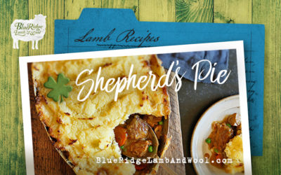 Lamb Recipe: Shepherd's Pie