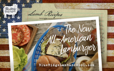 The New All-American Lamburger