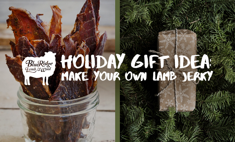 DIY Holiday Gift Idea: Make Your Own Lamb Jerky (Recipe)